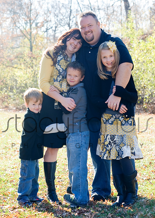 Stacy Francis Photography family portraits appleton wi